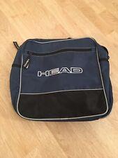 Head Sports Shoulder Bag Navy Strap Mens Boys Retro