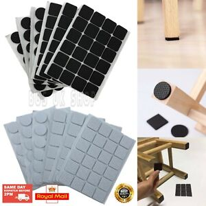 Anti-Slip Floor Protector Self-Adhesive Table Chair Furniture Leg EVA Sticky Pad