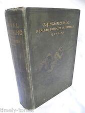 G.A. Henty - A Final Reckoning - Bush Life in Australia - Victorian Boys Story