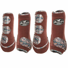 Professional's Choice Ventech Elite Value Pack Camo Chocolate Small S Prof Boots