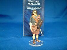 Corgi Icon f07081-William Wallace Figure-New