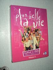 PLUS BELLE LA VIE VOLUME 03 COFFRET5DVD EPISODES 61 A 90