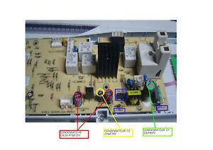 repair Kit Universel Carte  FWG 1100M   FWG1100/1120/1140 TNY276PN  Faure
