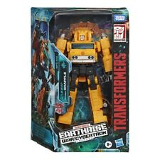 Transformers War For Cybertron Earthrise Voyager Grapple - New in stock