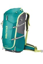 Marmot Graviton 36 Litre Women's Treking BackPack Pack Lightweight -  Green