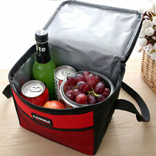5L Lunch Bag Women Men Thermal Insulated Lunch Box Tote Portable Picnic Bag