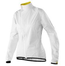MAVIC Womens Atmos Jacket - US Medium JPN Large - White - NEW