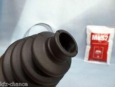 1X Universal Achsmanschette Antriebswelle komplett mit Fett und Schellen