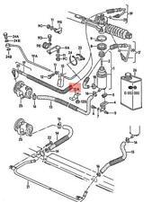 Genuine Volkswagen Hose Bracket NOS Corrado Jetta Passat syncro 1G 191422167A