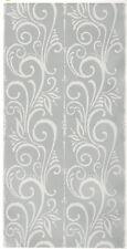 SILVER SWIRL TILES wall stickers 4 decals bedroom decor backsplash bathroom