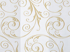 25 Gold Frost Swirl 3-1/2x7-1/2 Cello Bags All Occasion Candy Party Favor Gifts