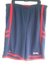 MLB Basketball Shorts XXL Atlanta Braves Two Pockets