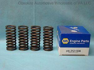 Cummins L10 Outer Valve Springs (4) 8.9L Diesel 3033232 IH Ford Semi Truck USA