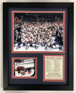 Legends Never Die 2017-2018 Washington Capitals - Stanley Cup Champions -