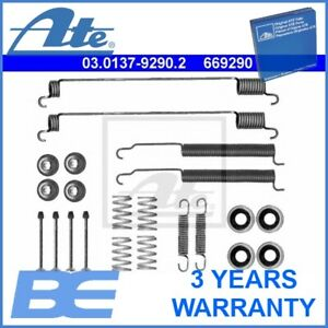 Fits Nissan Rear BRAKE SHOES ACCESSORY KIT OEM HD Ate 4409037G10 4409037G10