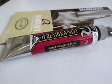 Rembrandt Olio Tubo 40 Ml. Serie 1 - 105 Bianco di Titanio