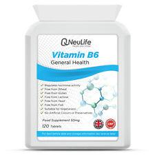 Vitamina B6 - 50 mg - 120 compresse