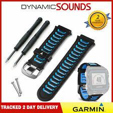 Garmin Remplacement Bracelet de Montre pour Précurseur 920XT Bleu/Noir 010 11251