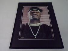 50 Cent 2005 Framed 11x14 Photo Display Curtis Jackson