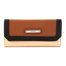 Nine West Stepping Forward Checkbook Wallet