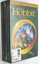 The Lord Of The Rings Return of the King & The Hobbit New Dvd Set Animated Lotr