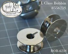 Bobbin. L class w/slot, dozen