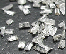 50 Set - Diamonds, about 2x1mm Baguette, Loose Natural for Jewelry Repair, Tiny