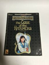 Advanced Dungeons And Dragons Forgotten Realms The Code Of The Harpers