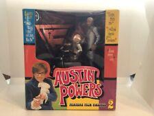 Austin Powers Dr. Evil Mini Me Mini Mobile McFarlane Action Figure Box Set Mib
