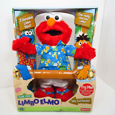 Sesame Street Vintage Fisher Price Limbo Elmo