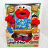 Sesame Street Limbo Elmo Vintage Fisher Price Toy