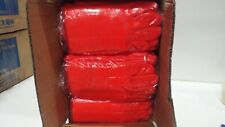 West Chester Gloves 1027Or Large Safety Orange Smooth Pvc, Dozen Count
