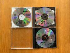 Microsoft Home Essentials 97, 3 Original - CDs inkl. Key