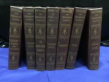 The Children's Classics Set of 7 Different Titles. 1925