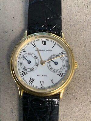 Audemars Piguet Classic Yellow Gold 33mm Watch 25574BA.PP.0002X Selling As-Is