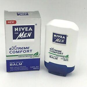 Nivea for Men Extreme Comfort Post Shave Balm 3.3 oz Discontinued Micro Tec HB