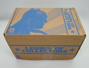 NEW Funko POP! DC Legion Of Collectors Batman v Superman Box XL T-Shirt COMPLETE