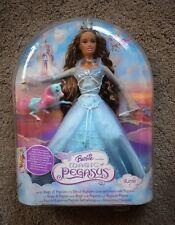 Barbie Y La Magia De Pegaso Rayla Muñeca Coleccionable Con Figura De Caballo Pequeño
