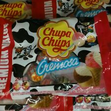 CHUPA CHUPS 5.8 oz Bag ICE CREAM LOLLIPOPS Candy