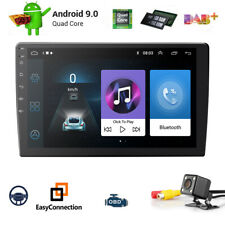 "Android 9.0 Indash Car Stereo Radio 10.1"" HD Screen MP5 WIFI 4G FM GPS Headunit"