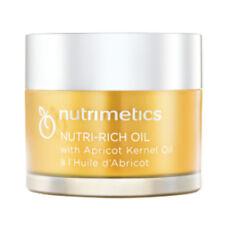 Nutrimetrics Apricot Kernel Oil Nutri-Rich Oil 60ml - Free Shipping