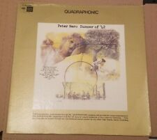 PETER NERO SUMMER OF 42 QUADRAPHONIC LP