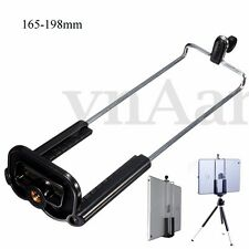 Tripod Holder Bracket Mount Stand Adapter For iPad 1/2/3/4 Air/Air 2 165-198mm