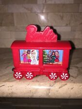 MCDONALDS HAPPY MEAL BARBIE TRAIN CAR