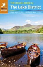 The Rough Guide to the Lake District by Brown, Jules Book The Cheap Fast Free