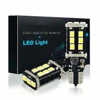 2X CANBUS 921 T15 LED Backup Light Bulb W16W Reverse Light 6000K White