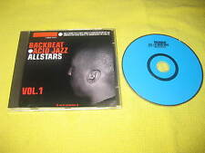 Backbeat Acid Jazz Allstars Vol 1 1997 Album Dance Jazz Funk Soul (BBCD 72123-2
