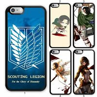 Attack on Titan Levi Case Cover For Samsung Galaxy S20+ / Apple iPhone 11 iPod