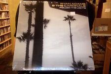 "Ryan Adams and the Cardinals Follow the Lights 12"" EP sealed vinyl"