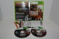 Medal of Honor: Warfighter Limited Edition Xbox 360 - COMPLETE - FAST SHIPPING